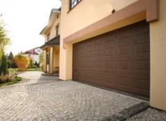 Ворота автоматические гаражные