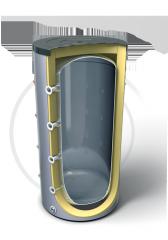 Буферная емкость Tesy V 1000 105 F44 P4