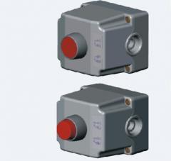 Post button IP65 ST22K1