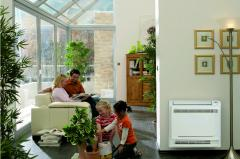 Floor Daikin FVXS-F/RXS-G conditioners