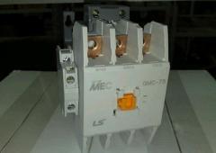 Contactor GMC-75 + AC-50 (54 kvar)