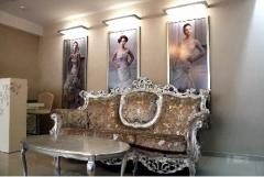 Decor furniture from molDeco art salon