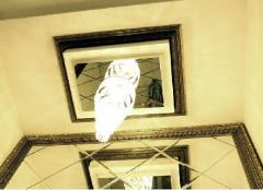 Baguette ceiling for original registration of your