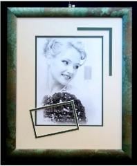 The photo in a frame