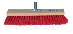 Brush for sweeping of streets of 30 cm, 40,50,60