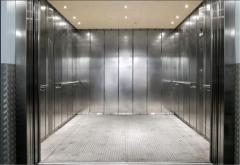 Elevators for transportation of minibuses