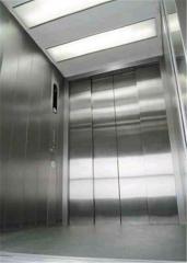 Capacious freight elevators