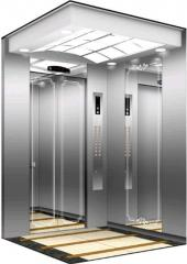 Freight elevator capacious