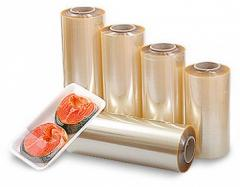 Thermoshrinkable films of PVH