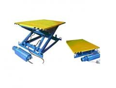Lifting equipment hydraulic