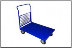 Carts are platform