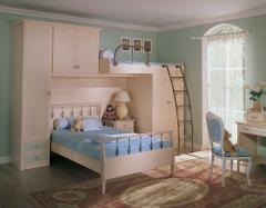 Изысканная детская мебель для девочек