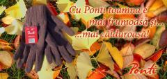 Manusi de lina Ponti