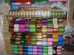 Tapes for flowers and gifts