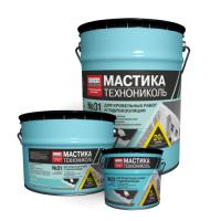 Mastic for roofing and waterproofing works