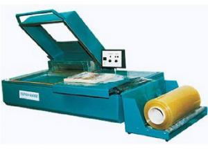 Thermopacking machine for packaging in PVH