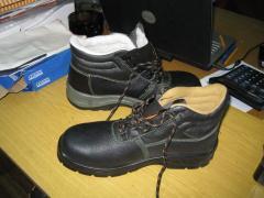 Рабочие ботинки Техас (утепленные)