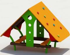 Детский комплекс Охотничий домик, Модель Б07