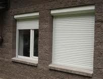 Rolling shutters are window