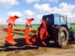 POA 3-35 plow