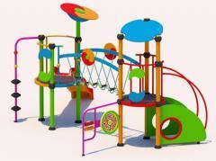 Complex children's construction KM06 model