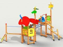 Игровой комплекс Модель Г47  Игровые комплексы
