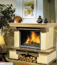 Fireplace marble 5