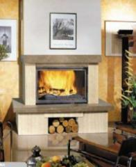 Fireplace marble 14