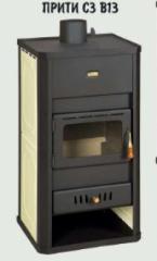 Furnaces wood PRITY C3 B13