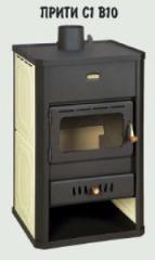 Furnaces wood PRITY C1 B10