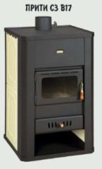 Furnaces wood PRITY C3 B17