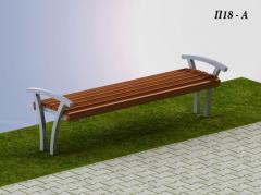 Скамья Модель П18