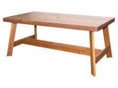 Tables of Rancho Tables garden