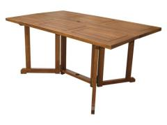 Folding table rectangular Compact folding tables