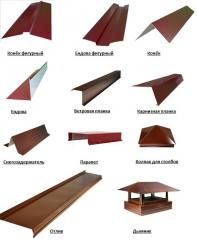 Accessories for a roof