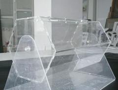 Лототроны , коробки из орстекла