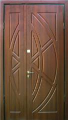 Дверь стальная двупольная серии РЕЙТИНГ / REITING