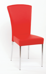 Chairs are kitchen, the NC-45 rosu model