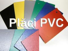 Placi PVC