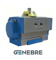 GENEBRE pneumatic actuators