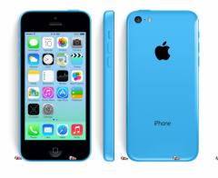 Action smartphones!!! Phone of Apple iPhone 5C