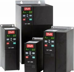 Danfoss VLT 2800,  частотный преобразователь