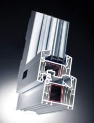 Windows metalplastic VEKA
