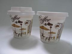 Disposable paper tableware (standart drawings)