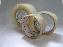 Клейкая лента упаковочная серия Бытовая