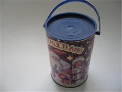 Упаковка из картонной трубы