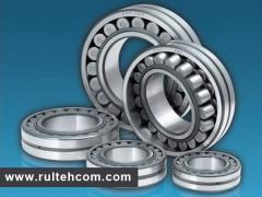 Bearings are ball radial