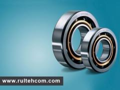 Bearings are ball radial spherical