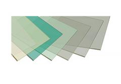 Leaf acrylic flat PALGLAS