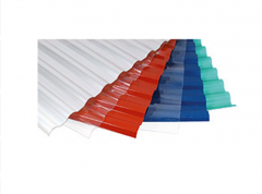 Corrugated sheet polycarbonate SUNTUF